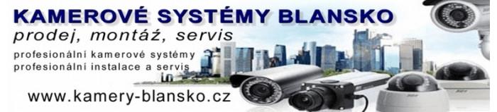 Kamerové systémy Blansko