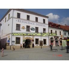 Restaurace Záložna Boskovice